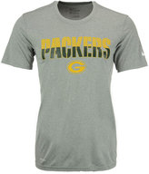 Nike Men's Green Bay Packers Trainspeed Legend T-Shirt