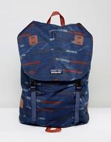 Patagonia Arbor Backpack 26l In Navy Print