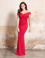 Jessica Wright Knot Front Maxi Dress