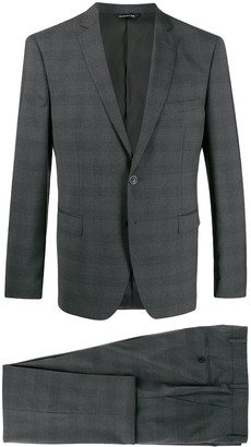 Tonello two-piece fitted suit