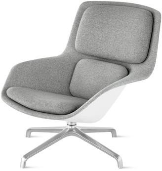 Design Within Reach Striad Lounge Chair, Mid Back