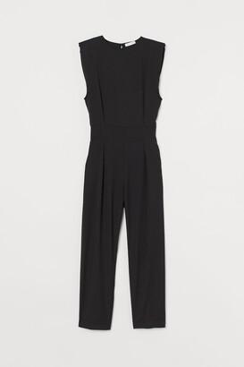 H&M Shoulder-pad Jumpsuit