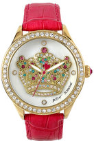 Betsey Johnson Her Royal Highness Watch