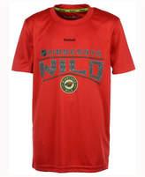 Reebok Boys' Minnesota Wild TNT Freeze Reflect T-Shirt