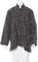 eskandar Wool Tweed Jacket