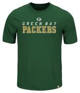 NFL Men's Team Logo Bi-Blend Heathered T-Shirt