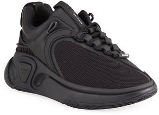 Balmain Men's B-Runner Tonal Chunky Sneakers