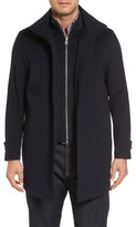 Peter Millar Men's Horizon Wool Overcoat