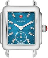 Michele Deco Watch, 31mm
