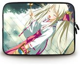 Angelinana Other Anime Shinto Custom Cover Bag Laptop Sleeve Case Water Resistant for 15.6 inch(Twin Sides)