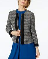 Marella Donna Tweed Jacket