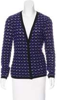 Missoni Wool Patterned Cardigan