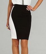 Gibson & Latimer Paneled Skirt
