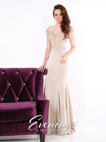 Mon Cheri TB Evenings by Mon Cheri - MCE11633 Dress In Champagne