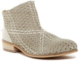 Rebels Vico Woven Leather Bootie