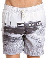 G Star Men's Yoshem Beach Shorts