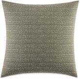 Vera Wang Vera WangTM Home Dragonfly Wing Textured Square Throw Pillow in Dark Green