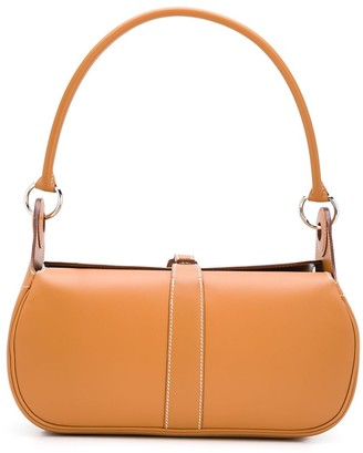 Hermes Pre-Owned Foldover-Top Shoulder Bag