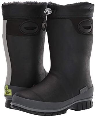 Western Chief Winterprene Boot (Toddler/Little Kid/Big Kid) (Black) Boys Shoes