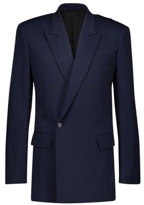 Balenciaga 80s Padded Shoulder Jacket
