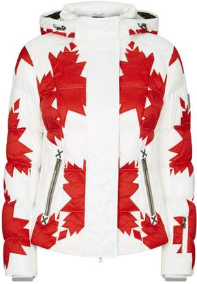 Bogner Canadian Maple Leaf Jacket