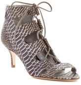 Delman Tryst Lace-Up Sandal