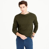 J.Crew Wallace & Barnes textured cotton-linen sweater