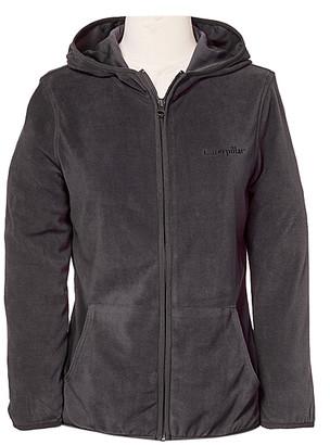 CAT Women's Sweatshirts and Hoodies BLACK - Black Julia Zip-Up Hoodie - Women
