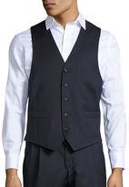 Lauren Ralph Lauren 5-Button Wool Vest