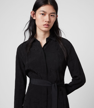 AllSaints Tilly Valentine Dress