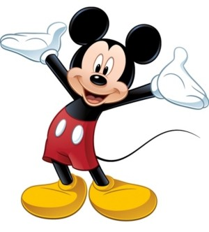 York Wall Coverings York Wallcoverings Mickey and Friends - Mickey Mouse Peel and Stick Giant Wall Decal