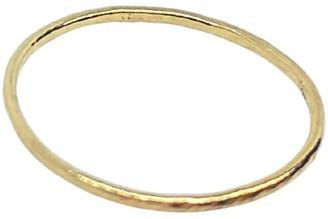 Clara Lifestyle Textured Honey Stacking Ring