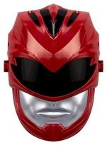 Power Rangers Movie Red Ranger Sound Effects Mask