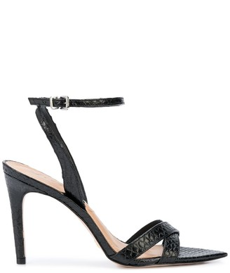 Vicenza Toscana pointed sandals