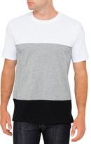 Rag & Bone Color Block Precision T-Shirt