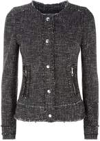SET Cotton-Blend Tweed Jacket