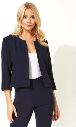 M&Co Roman Originals tailored jacquard jacket