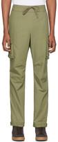 John Elliott Green Panorama Cargo Pants