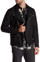 Antony Morato Wool Blend Moto Jacket