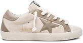 Golden Goose Deluxe Brand Leather Superstar Low Sneakers