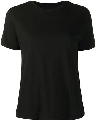 Raquel Allegra round neck short-sleeved T-shirt