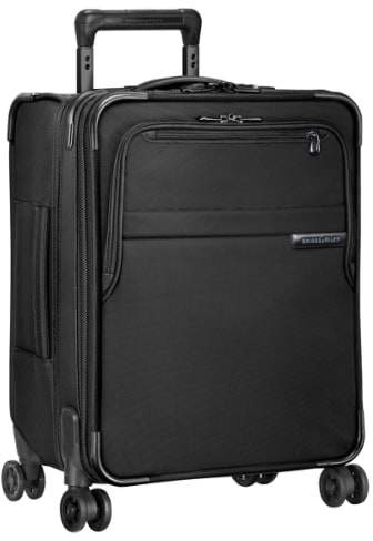 Briggs & Riley Baseline Wide Body Expandable 21-Inch Rolling Packing Case