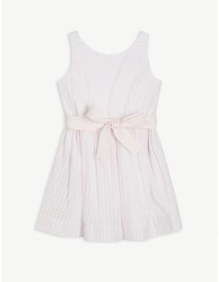 Ralph Lauren Gingham-print cotton dress 3-14 years