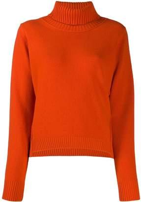 Schumacher Dorothee knitted roll neck jumper