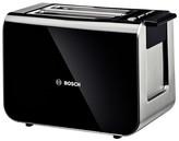 Bosch Styline Sensor Toaster - Black TAT8613GB