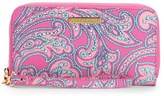 Juicy Couture Ipanema Paisley Tech Wristlet