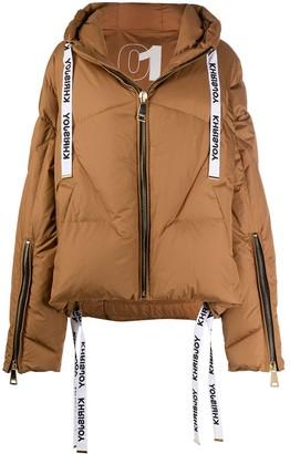 KHRISJOY Oversize Puffer Jacket