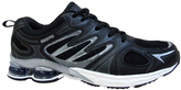 Black & Gray Running Shoe
