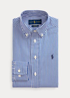 Ralph Lauren Slim Fit Striped Dress Shirt