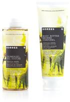 Korres Vanilla Guava Shower Gel and Body Butter Duo